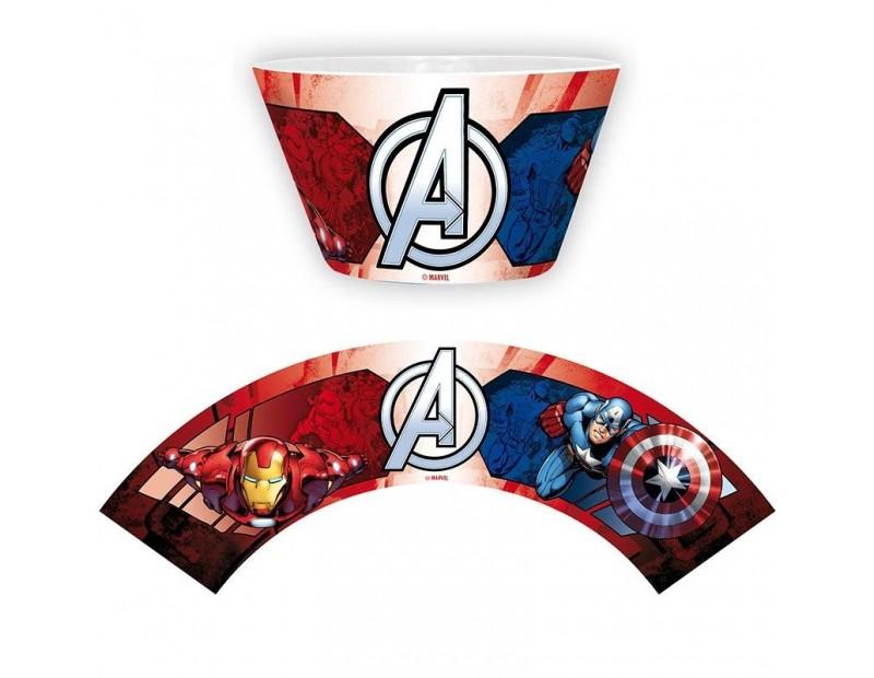 Μπολ Iron Man Vs Captain America