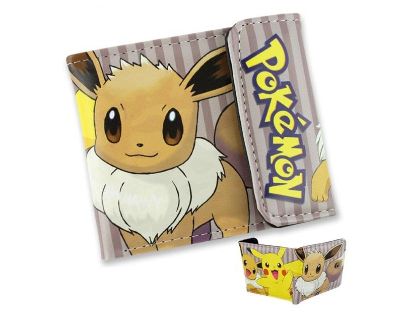 Πορτοφόλι Eevee + Pikachu