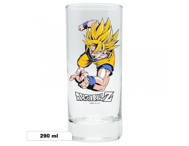 Ποτήρι Goku Super Saiyan (290ml)