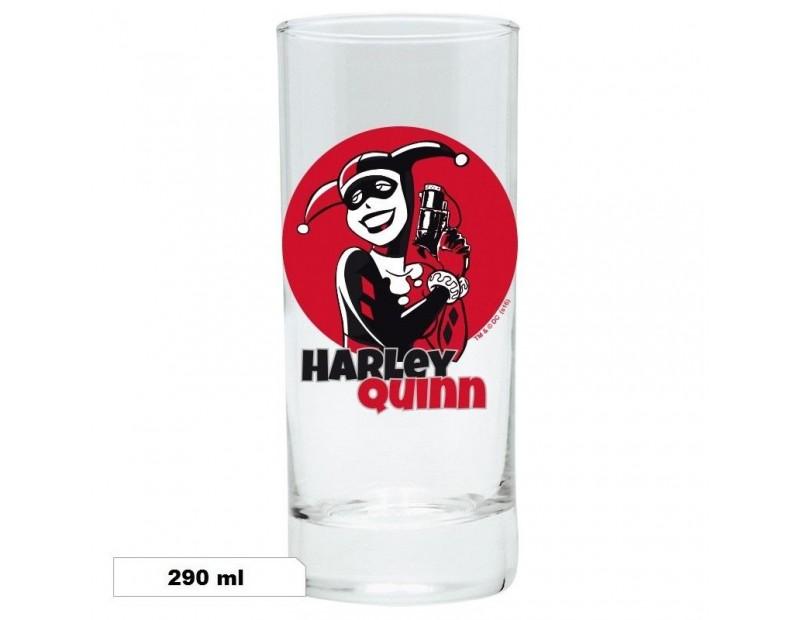 Ποτήρι Harley Quinn (290ml)