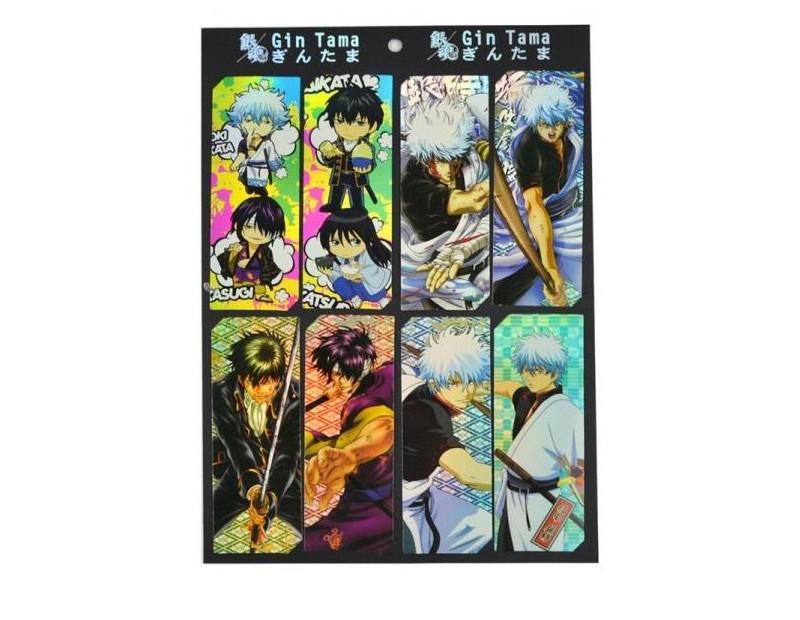 Σελιδοδείκτες Characters (Gintama)