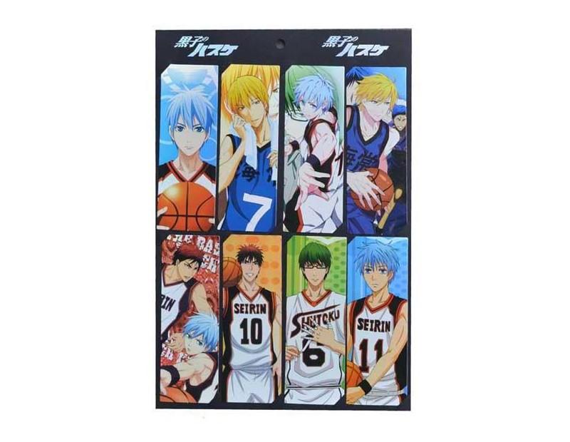 Σελιδοδείκτες Characters (Kuroko no Basket)