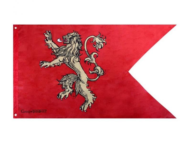 Σημαία Lannister (70x120cm)