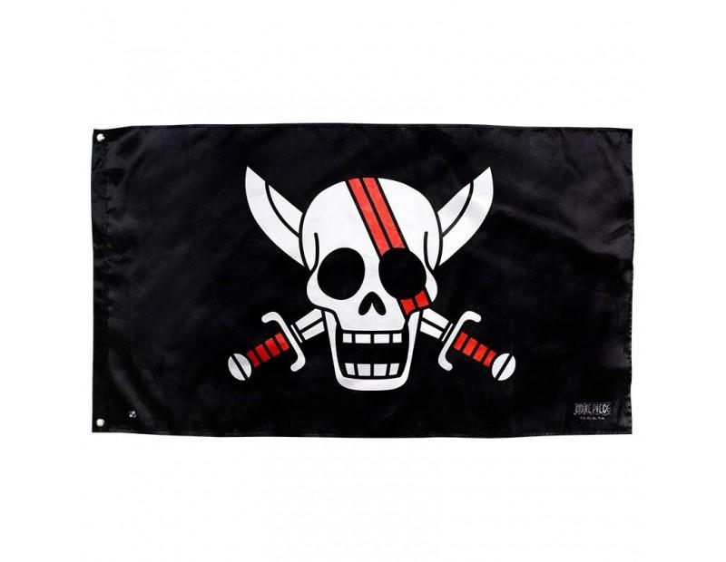 Σημαία Red Hair Pirates (70x120cm)