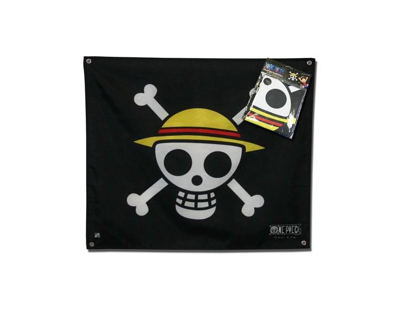 Σημαία Straw Hat Pirates (60x50cm)