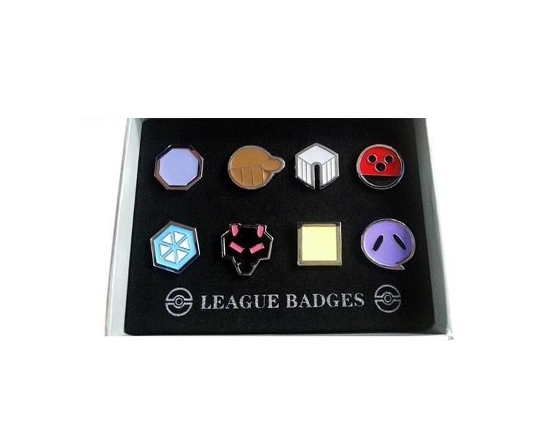 Συλλογή Johto League Badges