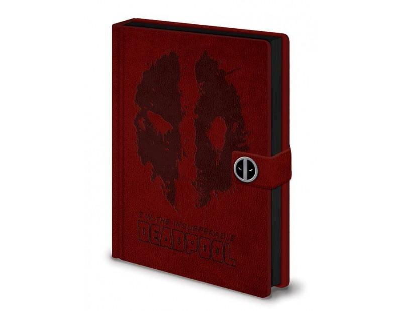 Τετράδιο Deadpool Premium (A5)