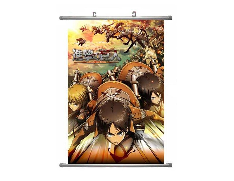Wall scroll Characters (60x90)