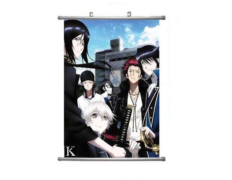 Wall scroll Characters (90x60)