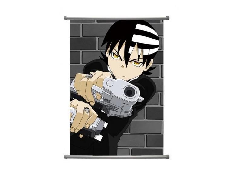 Wall Scroll Death the Kid (90x60)
