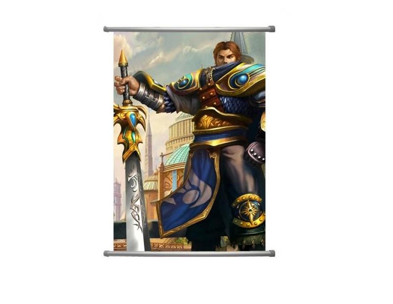 Wall Scroll Garen (60x90)