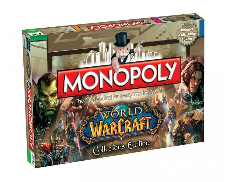 Monopoly World of Warcraft (English Edition)