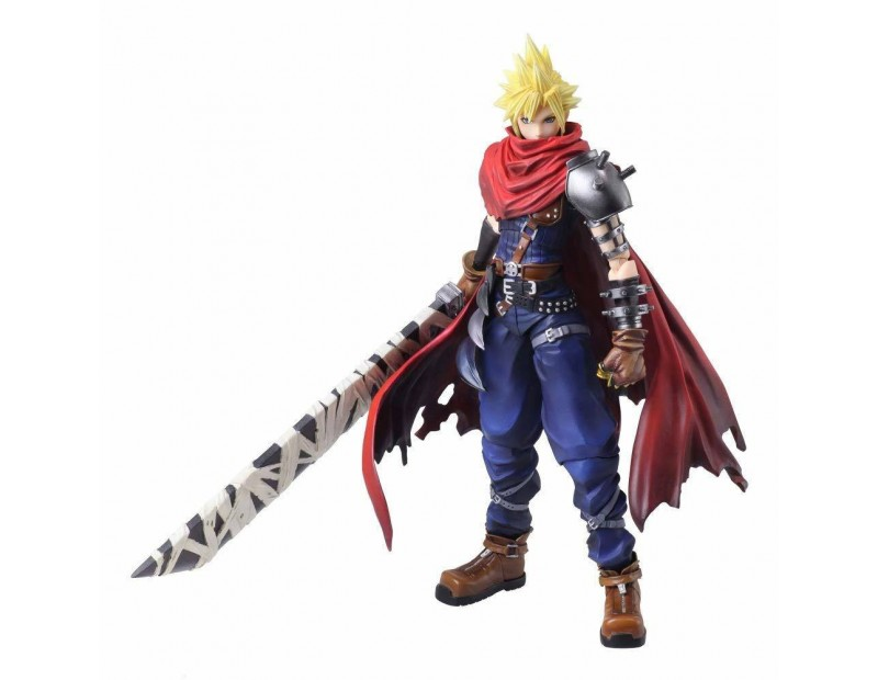 Action Figure Cloud Strife (Another Form Bring Arts)