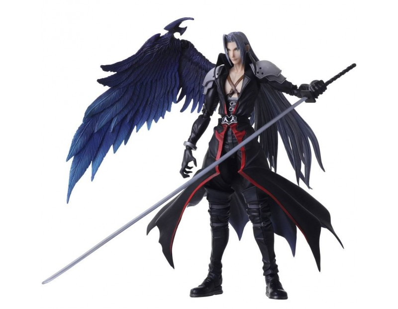 Action Figure Sephiroth (Another Form Bring Arts)