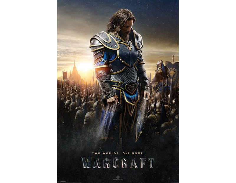 Αφίσα Anduin Lothar (Alliance)