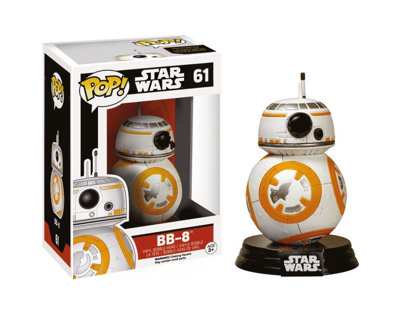 BB-8 Droid (Bobble Head)