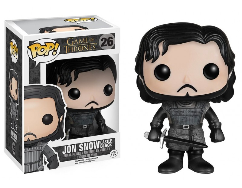 Game of Thrones - Φιγούρα Jon Snow Castle Black (Funko POP)