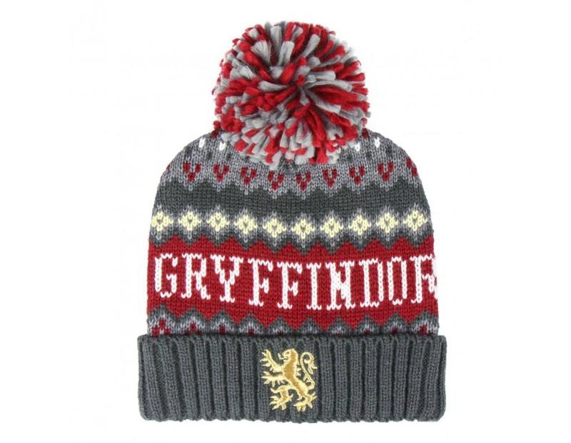Σκούφος Gryffindor (Pompon)