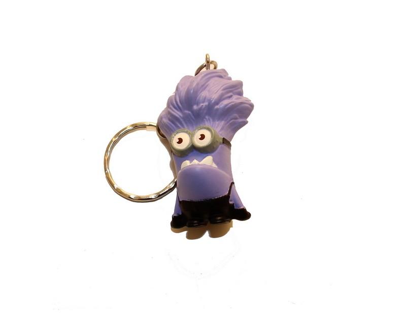 Keychain Purple Minion