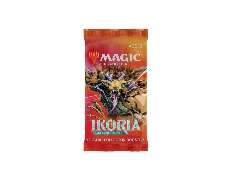 Collector Booster Pack Ikoria: Lair of Behemoths