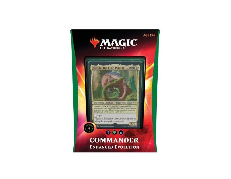 Commander Deck Ikoria: Enhanced Evolution