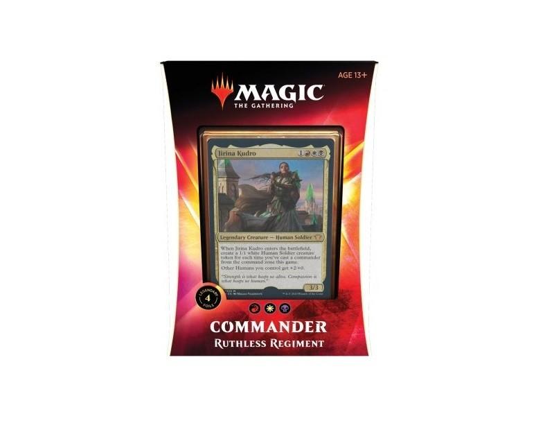 Commander Deck Ikoria: Ruthless Regiment