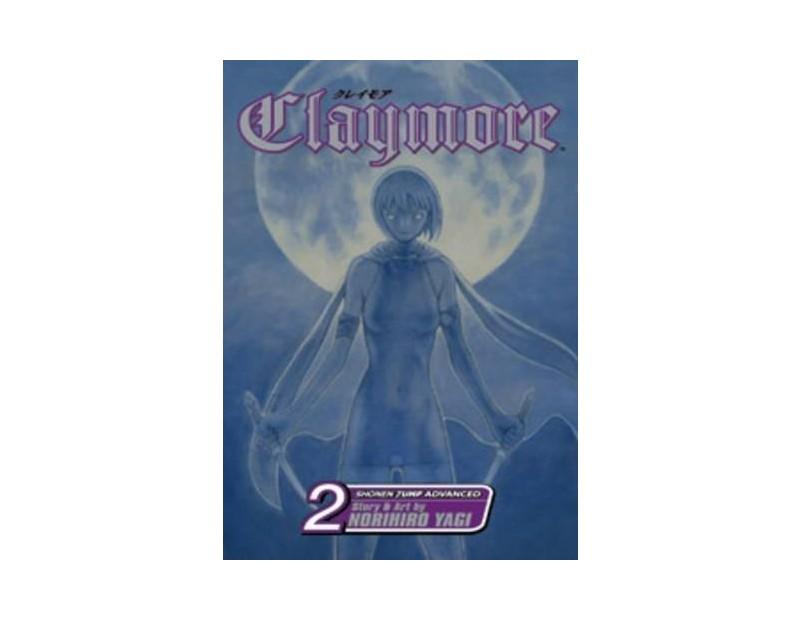 Manga Claymore Τόμος 2 (English)