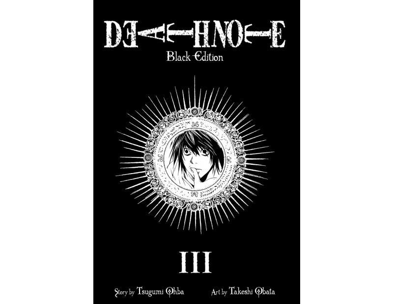 Manga Death Note Black Edition (Τόμος 3)