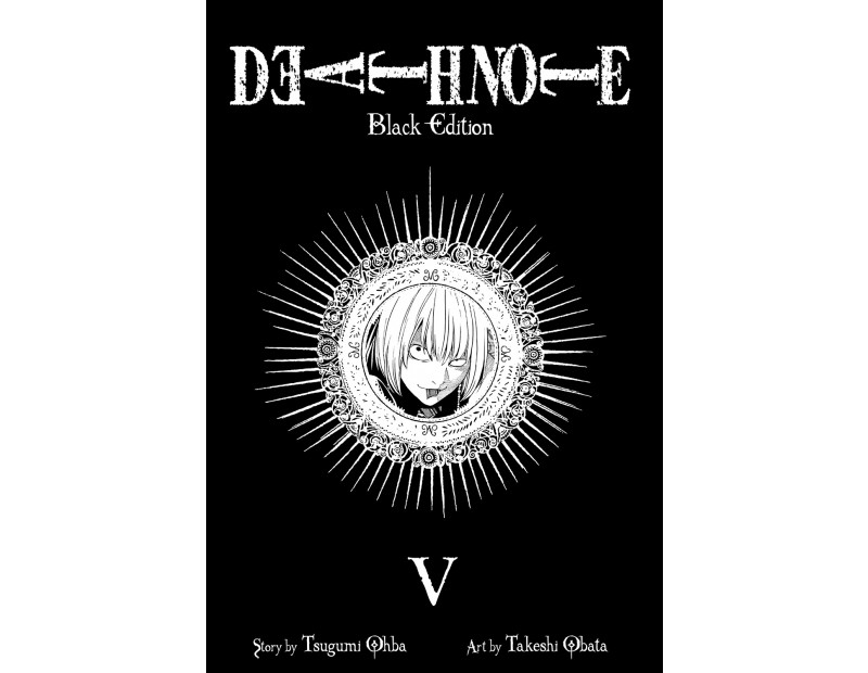 Manga Death Note Black Edition (Τόμος 5)