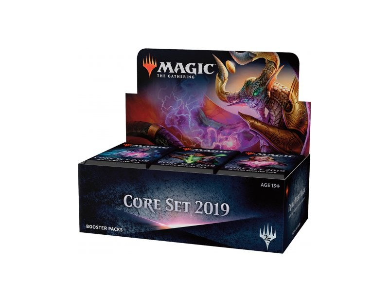 Booster Display Core Set 2019
