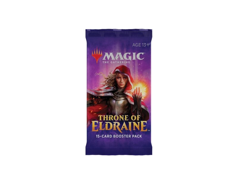 Booster Pack Throne Of Eldraine