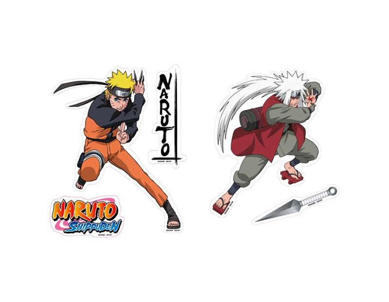 Αυτοκόλλητα Naruto,Jiraiya and symbols