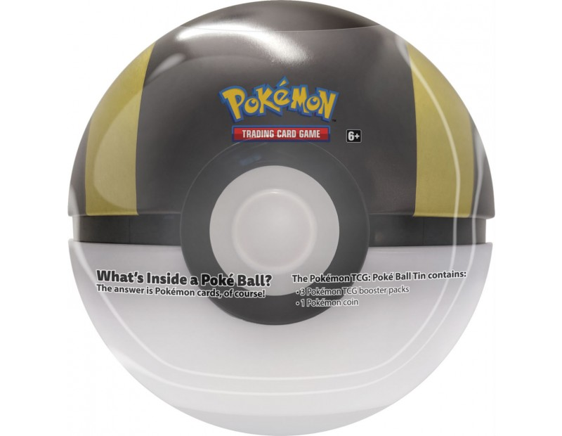 Poke Ball Tin 2020 - Ultra Ball
