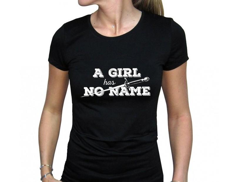 T-Shirt A Girl Has No Name