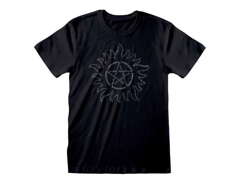 T-Shirt Anti-Possession Symbol