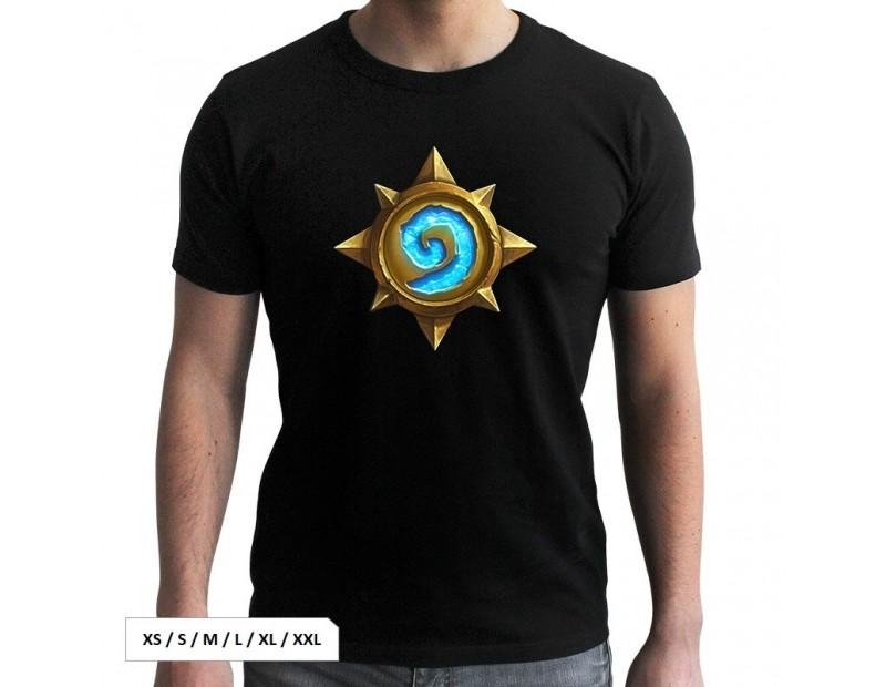 T-shirt Hearthstone logo