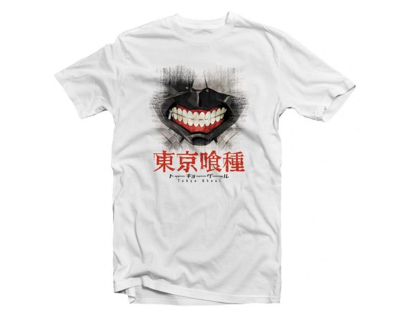 T-Shirt Μάσκα Kaneki Ken