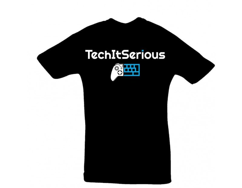 T-shirt TechItSerious
