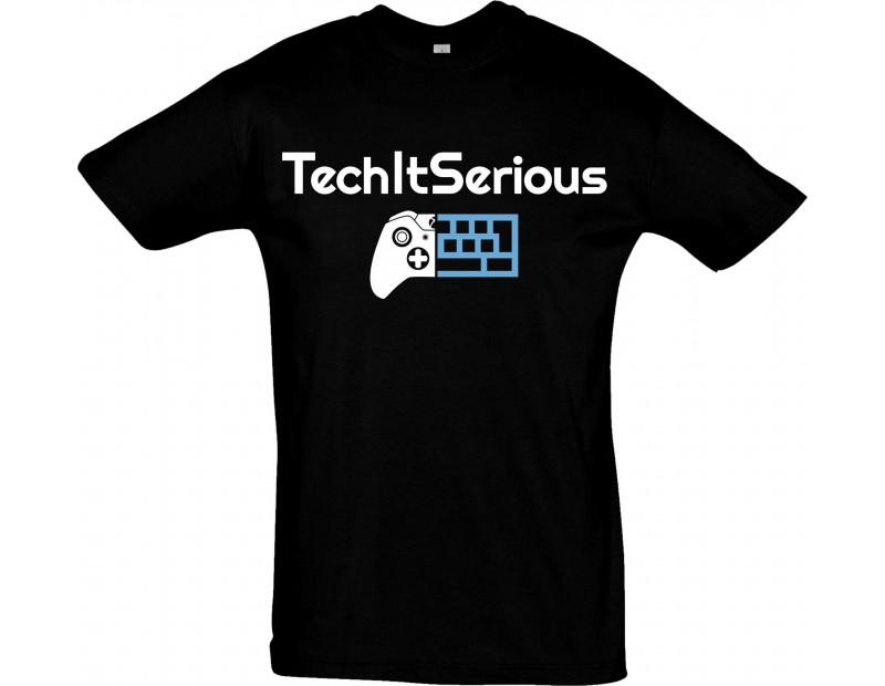 T-shirt TechItSerious (Women)