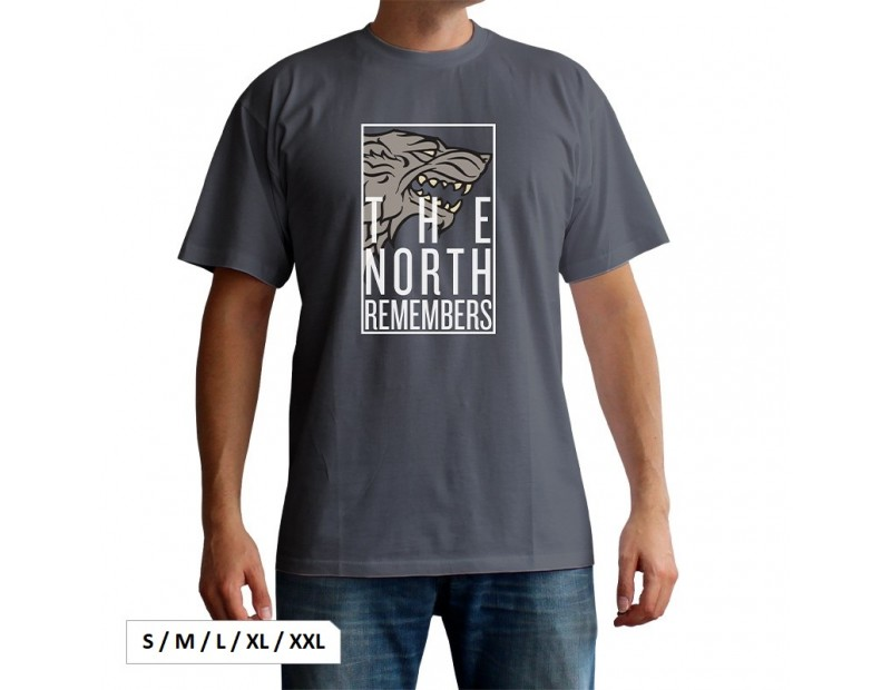 T-Shirt The North Remembers