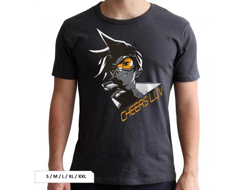 T-shirt Tracer Cheers Luv