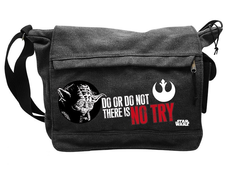 Τσάντα ταχυδρόμου Do or do not
