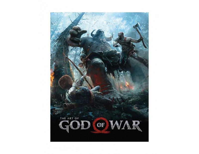 Βιβλίο The Art of God of War