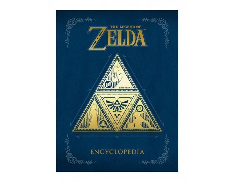 Βιβλίο The Legend of Zelda Encyclopedia