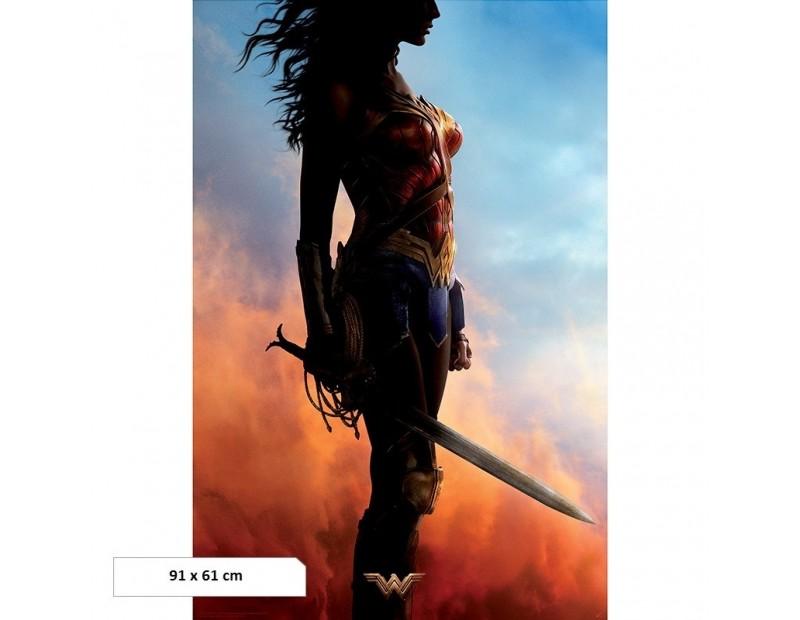 Αφίσα Wonder Woman Movie (91x61)