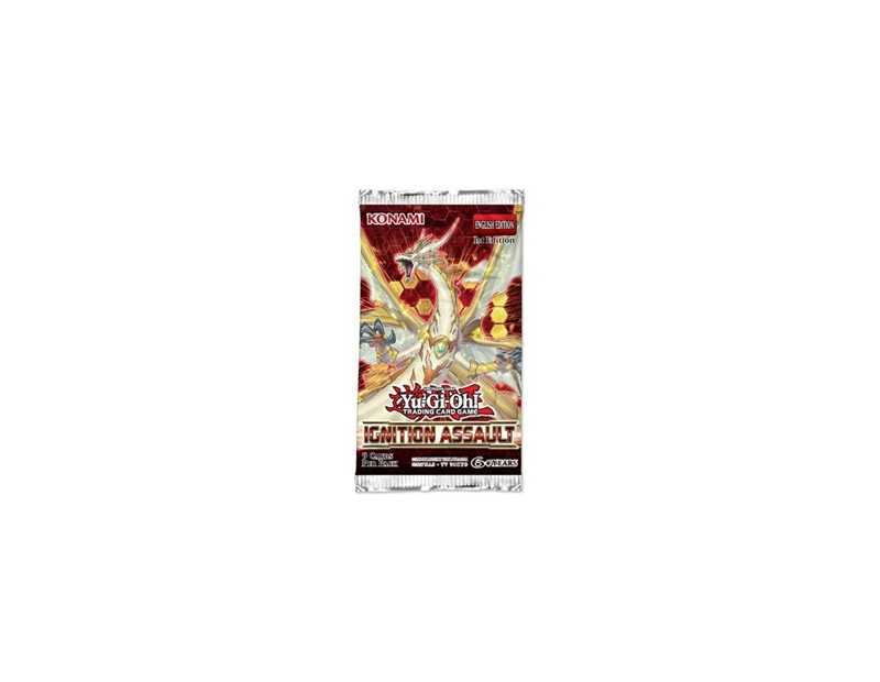 Yugioh Booster Pack: Ignition Assault