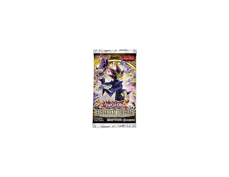 Yugioh Booster Pack Legendary Duelists: Magical Hero