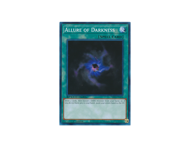 Allure of Darkness (SS05-ENA26) - 1st Edition