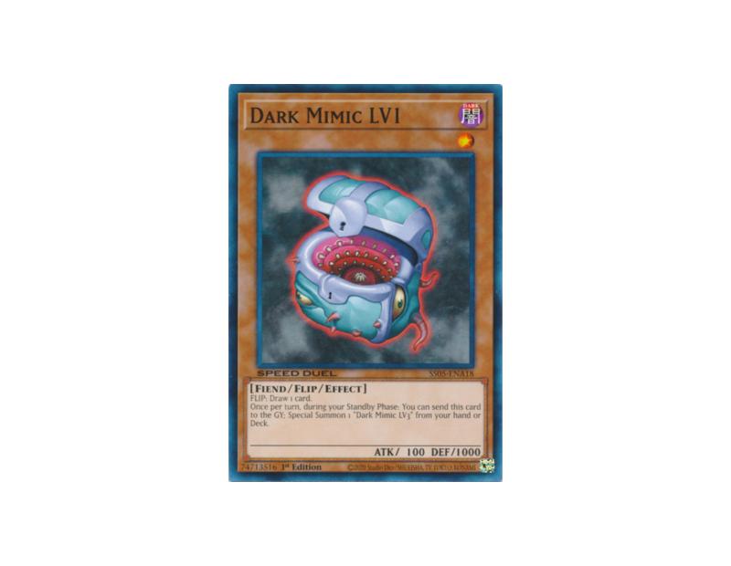 Dark Mimic LV1 (SS05-ENA18) - 1st Edition