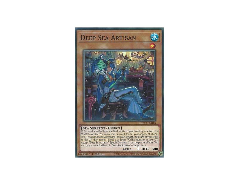 Deep Sea Artisan (ETCO-EN013) - 1st Edition